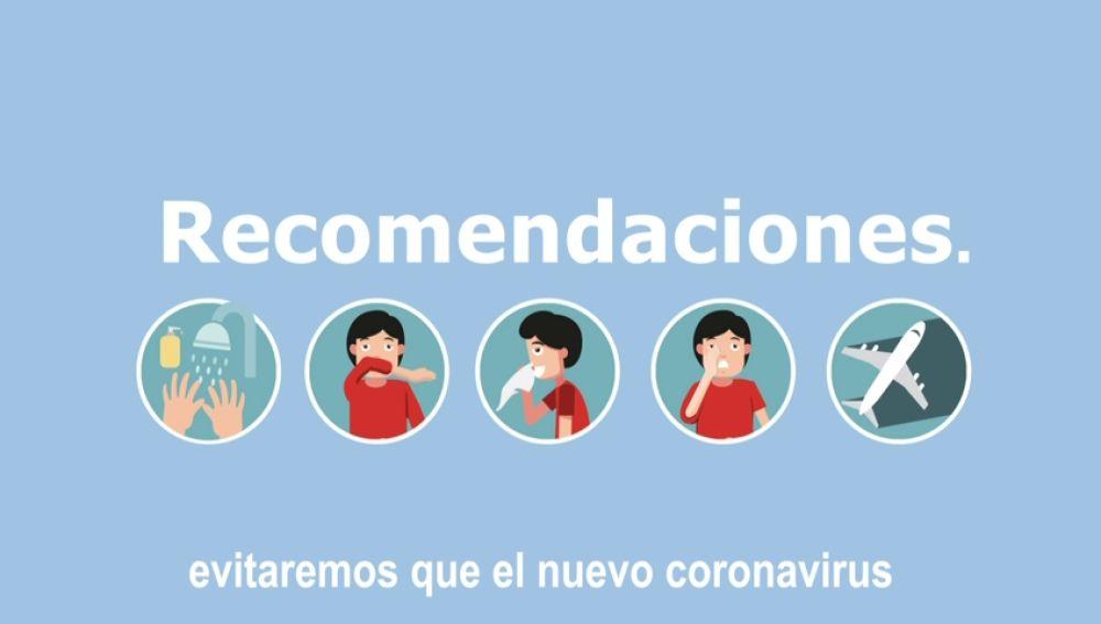 El vídeo del Gobierno para informar sobre el coronavirus