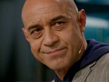 El actor Ramiro Blas