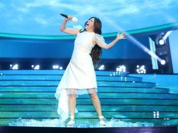 Cristina Ramos viaja hasta 'Marte' como Melani