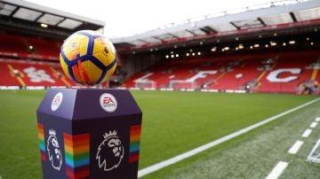 Deportes Antena 3 (13-03-20) La Premier League suspende su competición hasta abril por el coronavirus