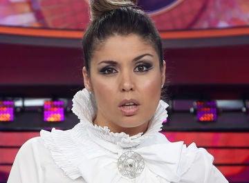 Cristina Ramos, concursante de 'Tu cara me suena'