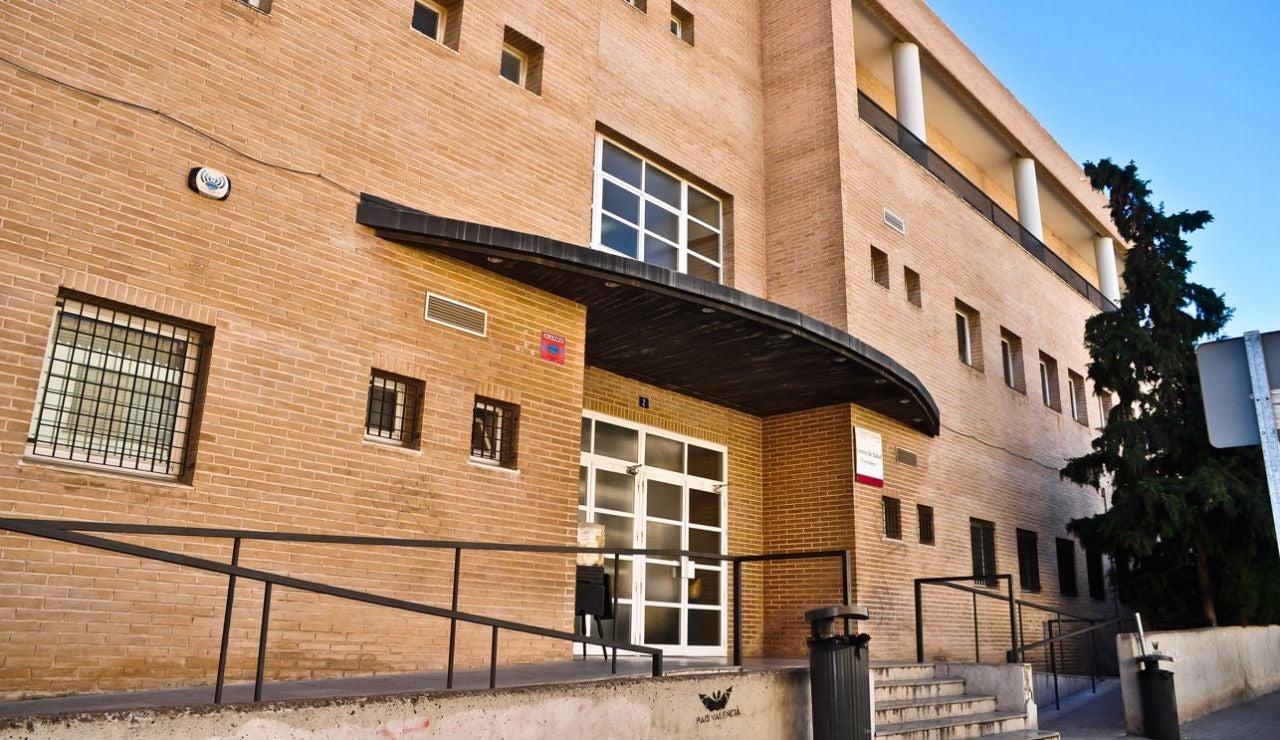Centro de Salud de Crevillent.