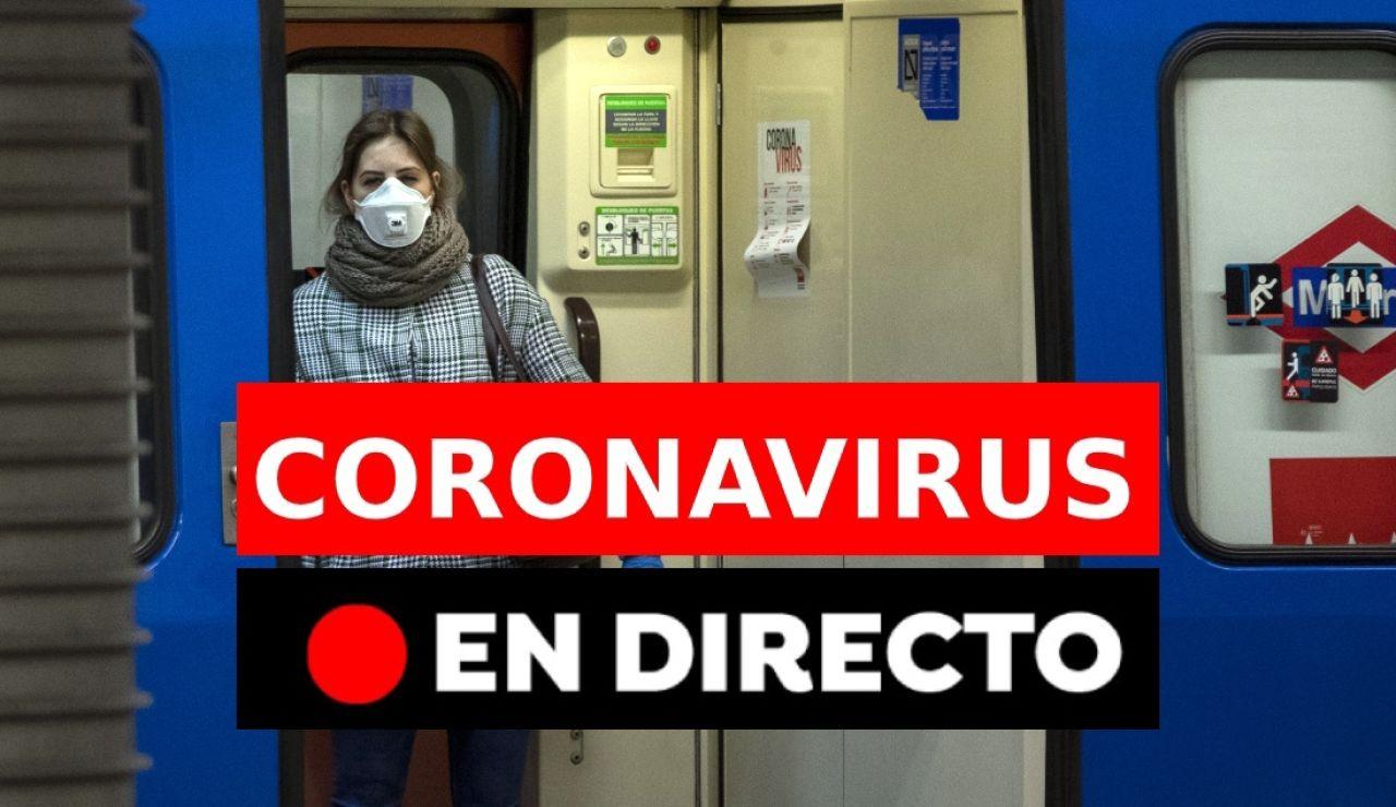 Coronavirus España: Última hora del estado de alarma y el número de contagios de covid-19 hoy, en directo | Coronavirus Discover