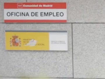 Se cierrna las oficinas de empleo para los trámites presenciales