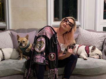 Lady Gaga se pone en cuarentena voluntaria