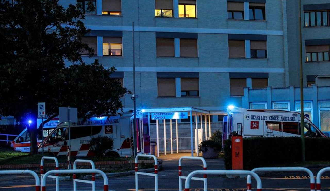 Hospital en Italia