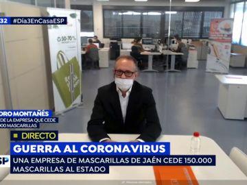 Guerra al coronavirus.