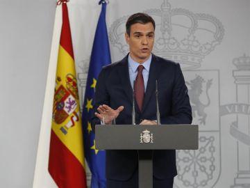 Pedro Sánchez anuncia las medidas sociales y económicas contra el coronavirus