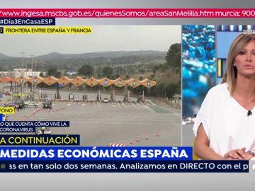 """La indignación de un transportista por la crisis del coronavirus: """"Nos tratan como a leprosos"""""""