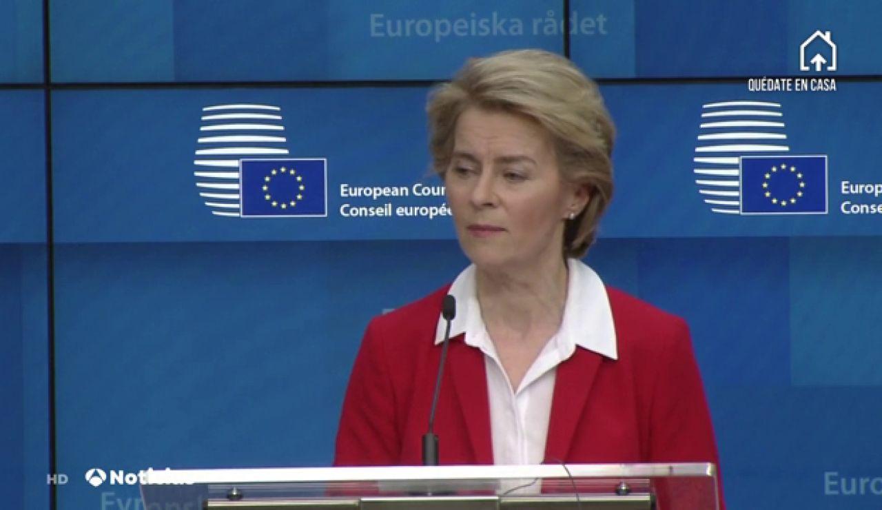 La Unión Europea cierra sus fronteras durante 30 días para frenar la expansión del coronavirus