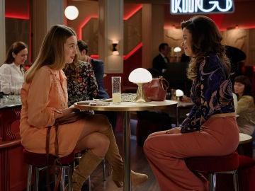 La inesperada y nostálgica cita de Luisita y Amelia