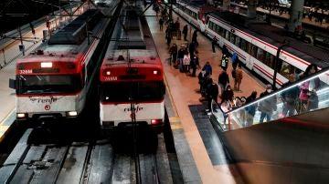 Estación de Atocha en una imagen de archivo