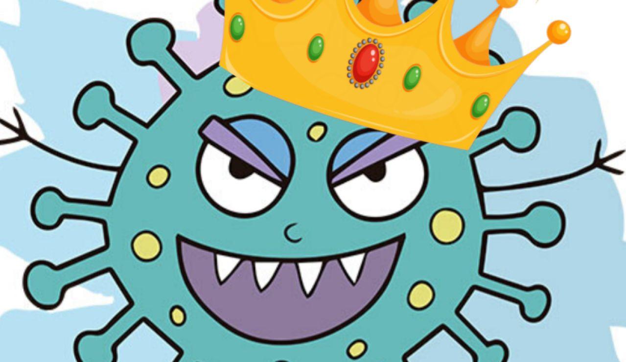 'Coronavirus, el pequeño bichito'