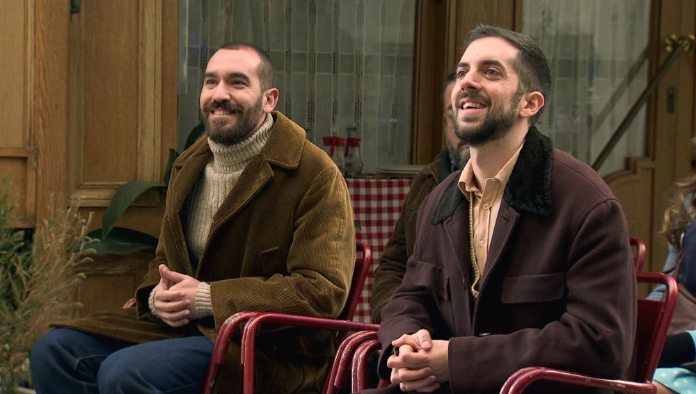 El debate decisivo entre Pelayo y Manolo que cuenta con la ovación de sus sobrinos