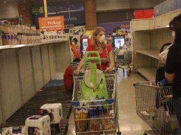 Coronavirus: Cómo evitar contagios de coronavirus al hacer la compra en el supermercado