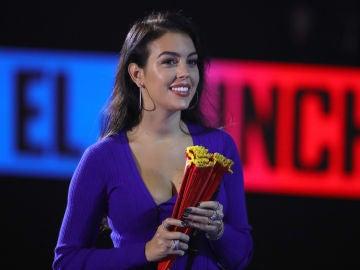 Georgina Rodríguez, pareja de Cristiano Ronaldo