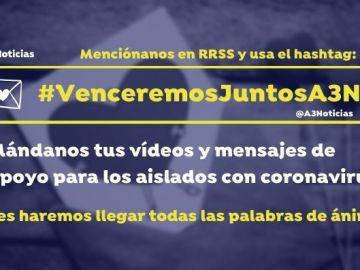 #VenceremosJuntosA3N