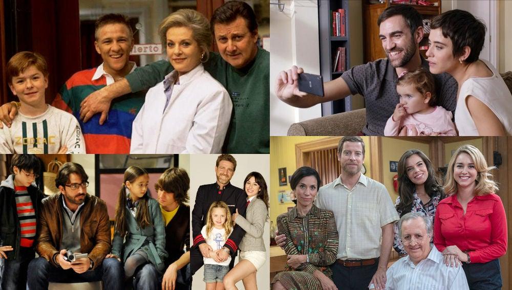 Celebramos el Día del Padre recordando a los más queridos de las series de Antena 3