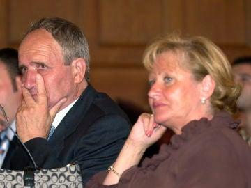 Miguel Blanco y Consuelo Garrido, padres de Miguel Ángel Blanco