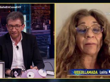 """Lolita defiende a los """"tirititeros"""" tras la polémica de Vox en 'El Hormiguero 3.0'"""