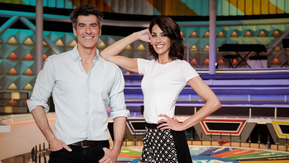 Los momentos más divertidos de Jorge Fernández y Laura Moure ¡No podrás parar de reír!