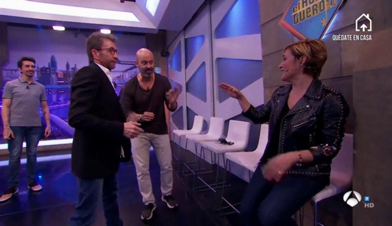 Cristina Pardo incumple una promesa que hizo a Pablo Motos