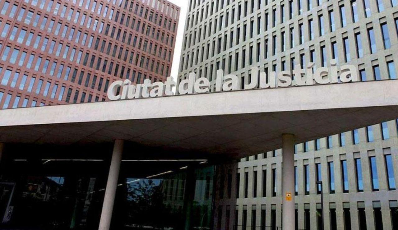 La Ciutat de la Justicia de Barcelona, sede de la Fiscalía