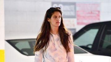Los famosos siguen comprando para autoabastecerse durante la cuarentena como la modelo Sara Sampaio