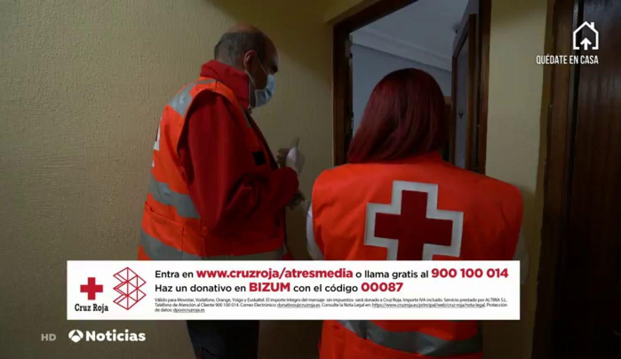 Atresmedia apoya 'Cruz Roja Responde' contra el coronavirus