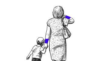 Campaña del brazalete azul