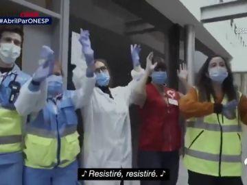 El emotivo vídeo de la lucha de Madrid contra el coronavirus que ha emocionado a los internautas