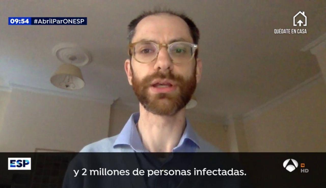 Estimaciones coronavirus