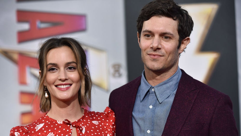 Leighton Meester ('Gossip Girl') y Adam Brody ('The OC')