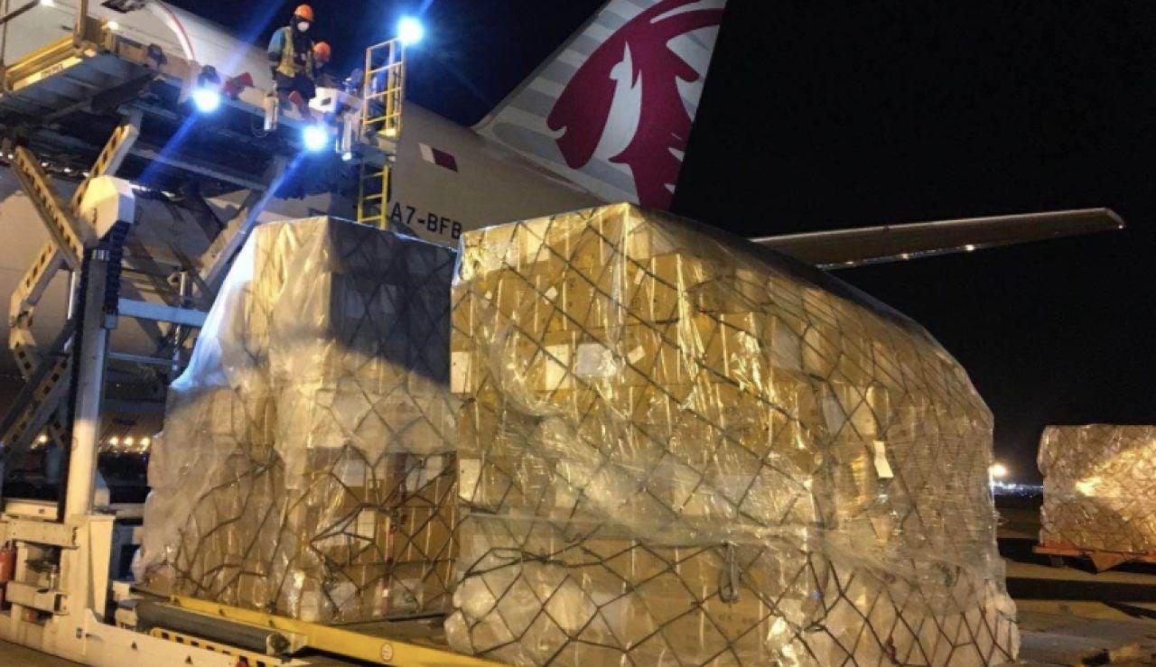 Isabel Díaz Ayuso señala que hoy llega un avión con material sanitario