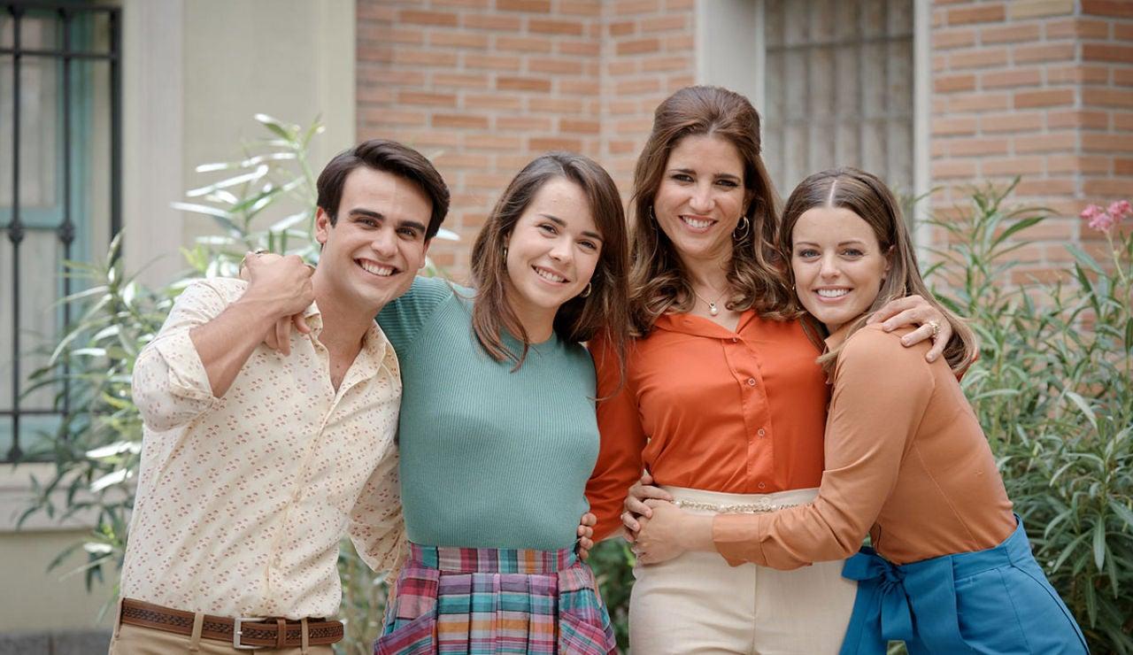 La familia Ordóñez Eguía de 'Amar es para siempre'