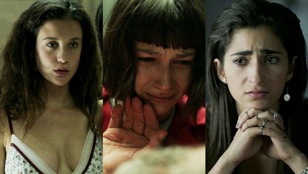 Las emociones ocultas de los protagonistas de 'La casa de papel' que seguro pasaste por alto