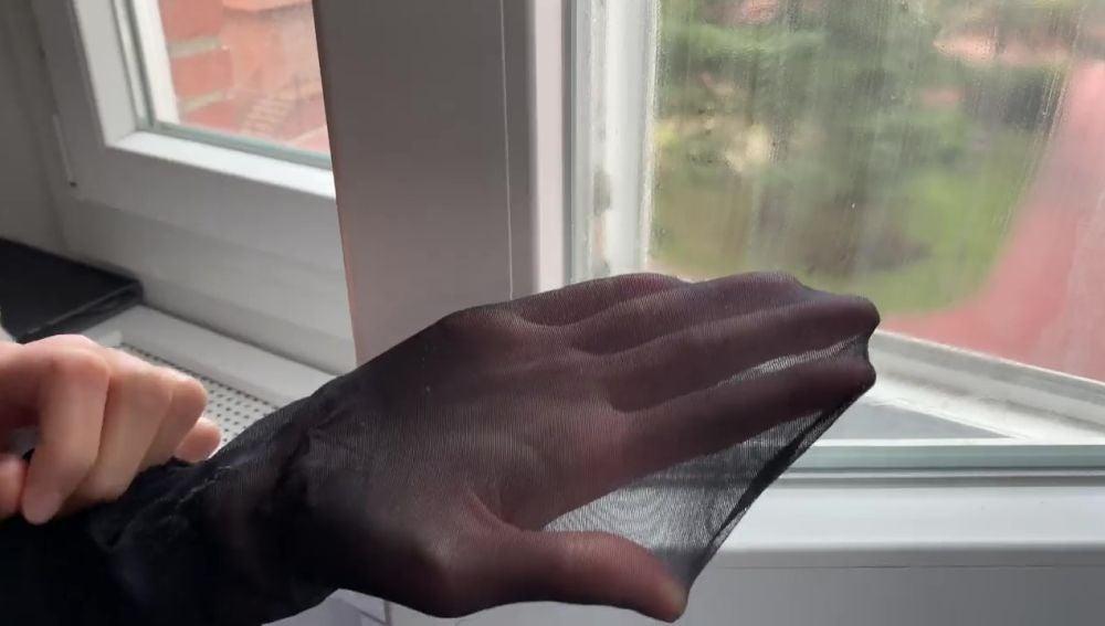 Limpia tus cristales con una media
