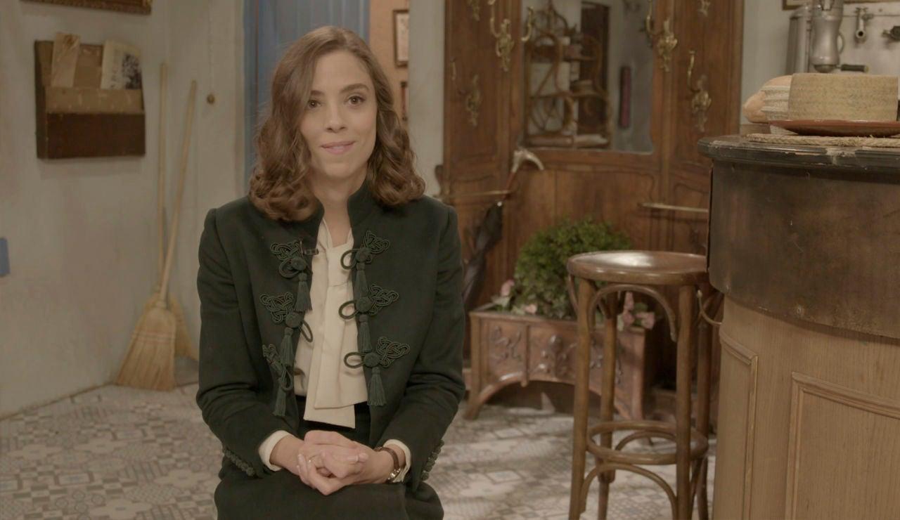 """""""Os va a poner la piel de gallina"""", los actores nos dan pistas sobre el final de 'El secreto de Puente Viejo'"""