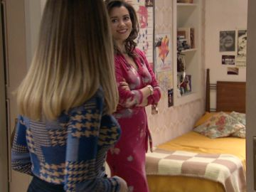 La inesperada visita de Luisita a casa de Amelia