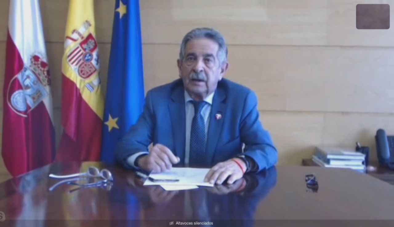 Miguel Ángel Revilla.