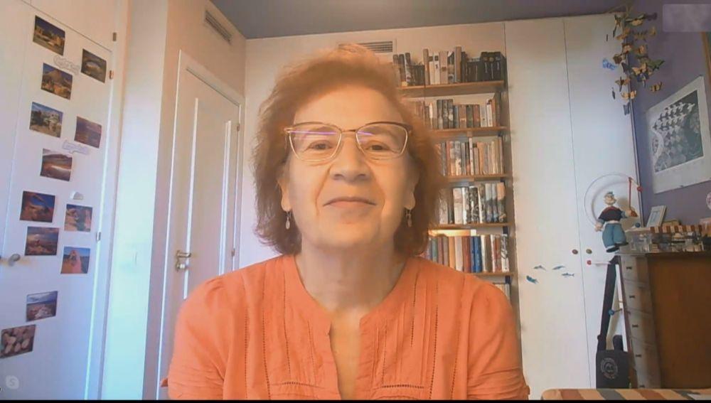 Margarita del Val.