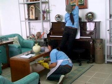 Empleadas del hogar (archivo)