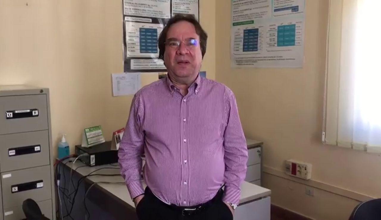 Amós José García Rojas señala que las cifras de coronavirus en Canarias se están estabilizado