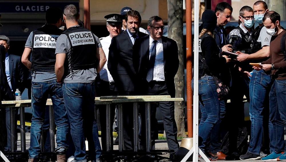 Al menos dos muertos y cinco heridos en un ataque con cuchillo en el sur de Francia