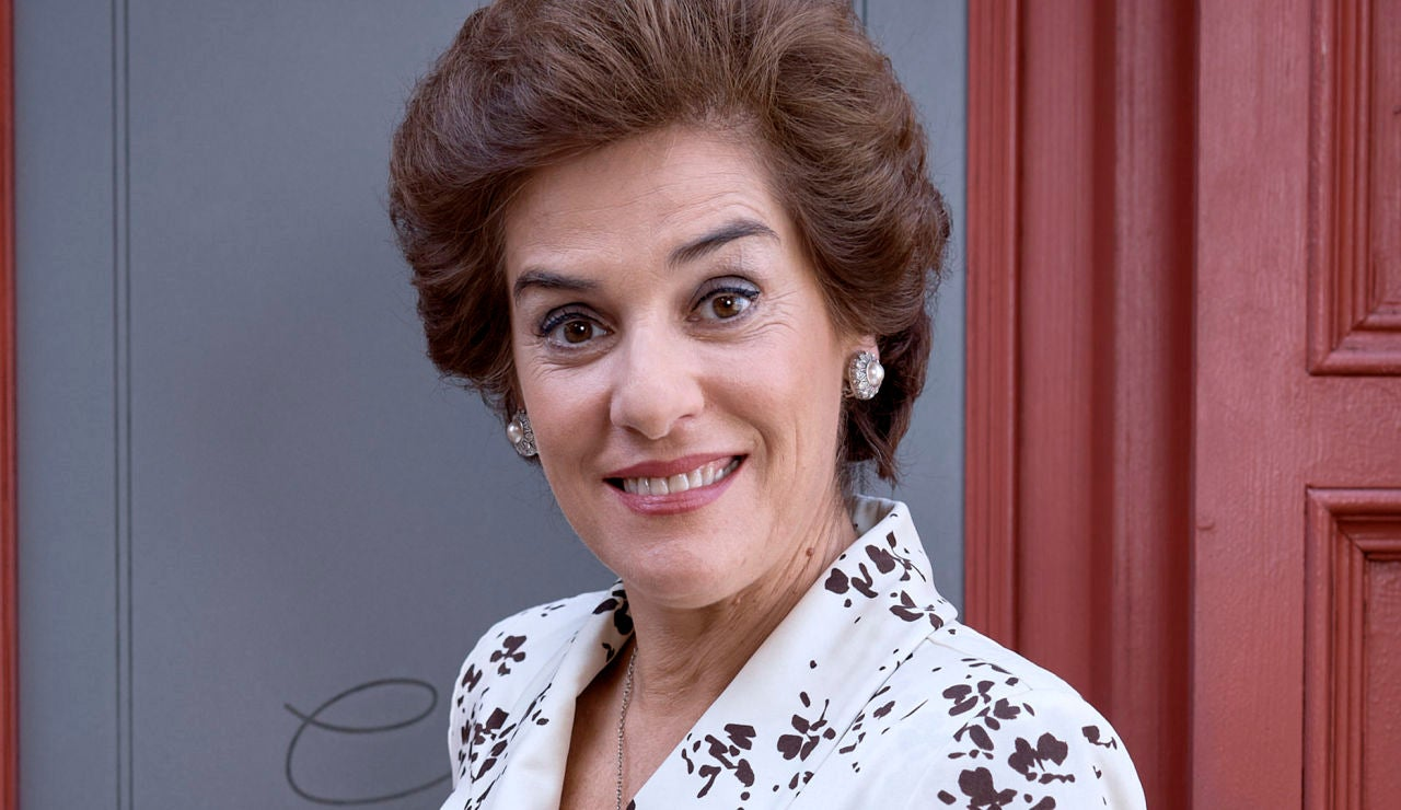 Anabel Alonso es Benigna Castro en 'Amar es para siempre'