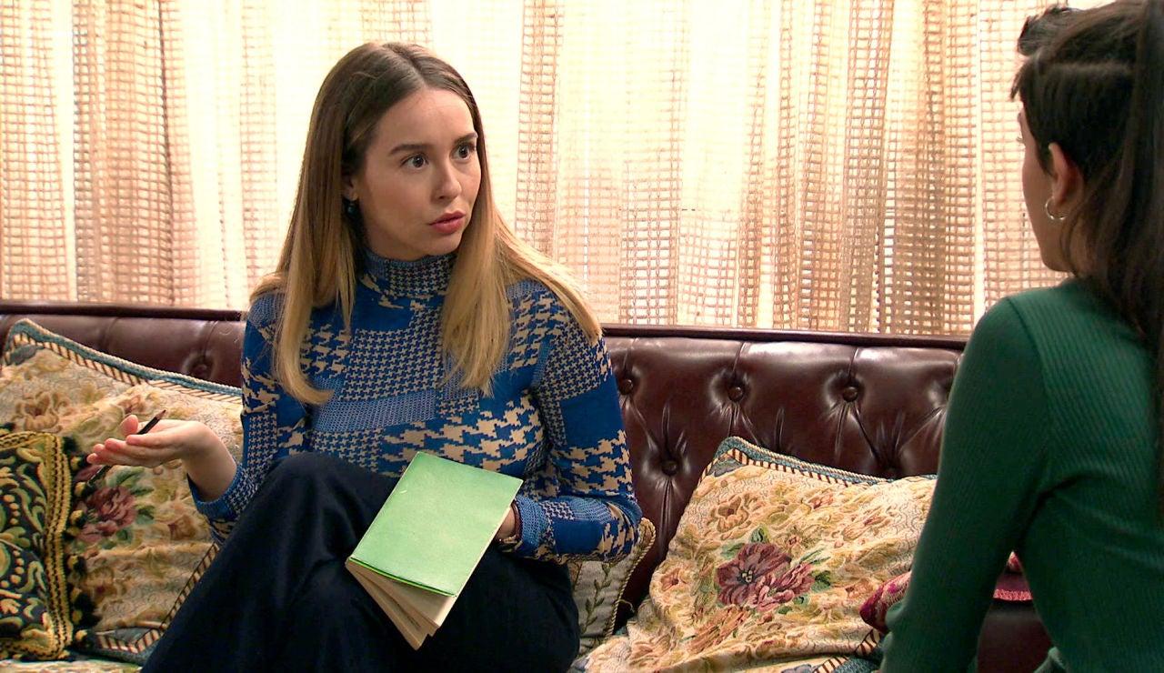 """Luisita se enfrenta a Marisol: """"No quiero caer en la tentación con Amelia"""""""