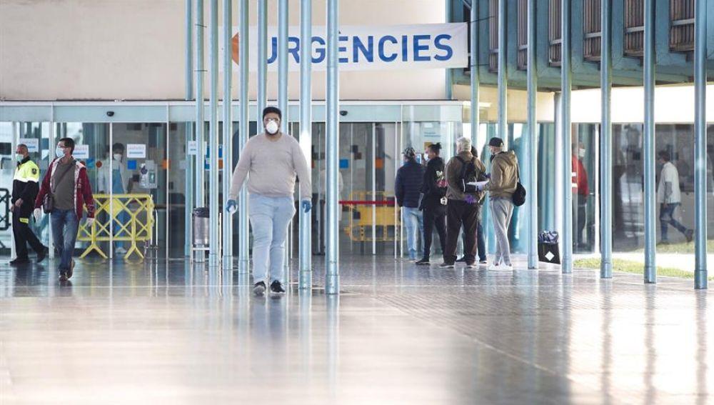 Urgencias del Hospital del Mar de Barcelona