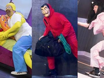 Vota por el 'Teatro de pendiente' más divertido de 'Me resbala'