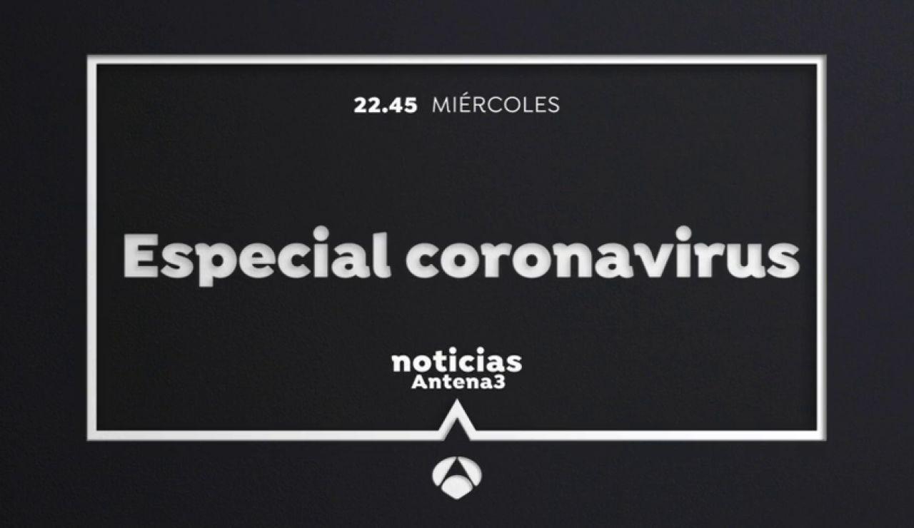 'Especial coronavirus'