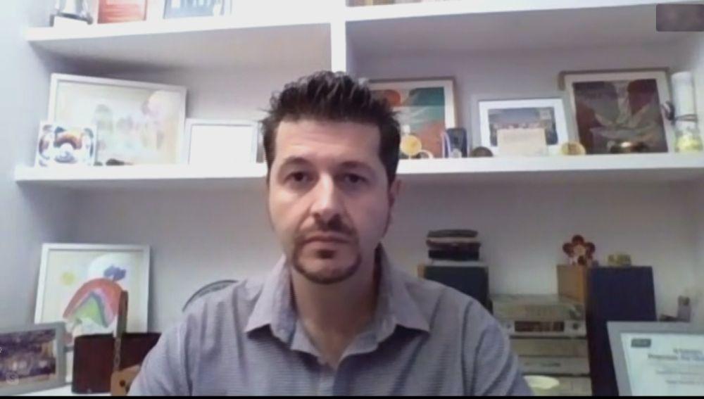 Doctor Gabriel Heras.